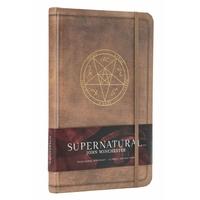Supernatural carnet de notes de John Winchester