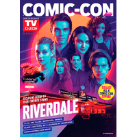 Magazine Tv Guide Riverdale edition comic con San Diego 2017/2018