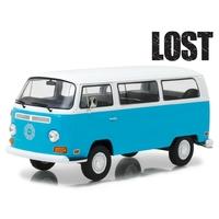 LOST réplique van Dharma Volkswagen 1/24 en métal