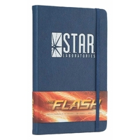 The Flash carnet de notes STAR laboratories