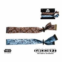 Star Wars lot 2 bracelets officiels