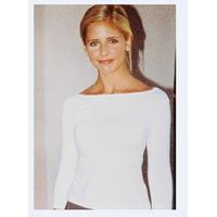 Photo officielle de Buffy dans la serie Buffy contre les vampires