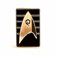 Star Trek Discovery réplique insigne Starfleet cadet