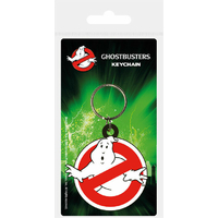 Porte clés Ghostbusters officiel logo No ghost