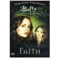 DVD Buffy Hors séries personnages Faith