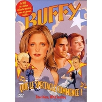 Dvd Buffy Que le spectacle commence