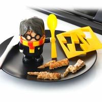 Coquetier Harry Potter avec découpe toast