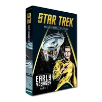 Bande dessinée Star trek-Early voyages
