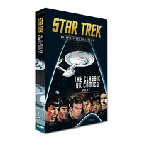 Bande dessinée Star trek The classic UK comics