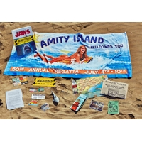 Les dents de la mer coffret collector amity Island