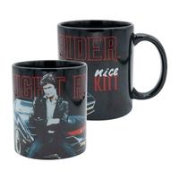 Tasse K2000 modèle Knight Rider K.I.T.T
