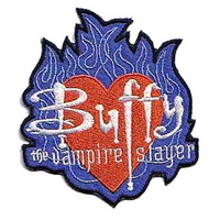 Ecusson brodé logo Buffy contre les vampires