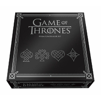 Jeu de cartes à jouer Game of thrones