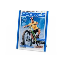 Faites la couverture du magazine Sports