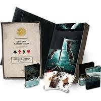 Coffret Harry Potter de huit jeux de cartes à jouer