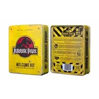 Jurassic Park kit de bienvenue edition collector