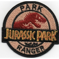 Ecusson ranger du Jurassic Park