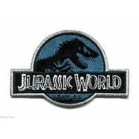 Ecusson logo guide du Jurassic World
