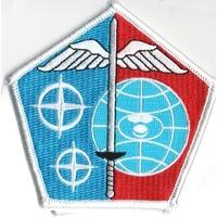 Ecusson brodé pilote hélocopter vu dans Avatar