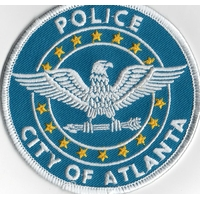 Ecusson the Walking Dead Police d'Atlanta saison 5