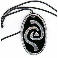 Pendentif symbole extraterrestre comme vu dans la série Roswell