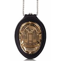 The Flash réplique badge police de Central City
