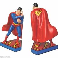 Serre livres Superman officiels en résine