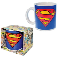 Tasse logo Superman officielle
