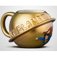 Tasse officielle Superman logo Daily Planet en 3D