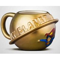Tasse officielle Superman logo Daily Planet en 3D