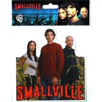 Autocollant officiel de Lana Lex et Clark de la série Smallville