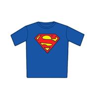 Tee shirt officiel logo Superman