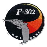 Ecusson des pilotes de F302 comme vu dans Stargate SG1