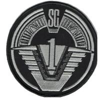 Ecusson de l'equipe SG1 vu dans Stargate