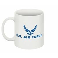 Tasse logo de l'US Air Force USAF comme vu dans Stargate sg1