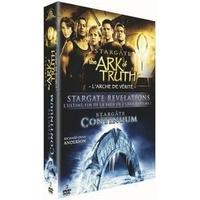 Coffret de 2 DVD Stargate SG1 L'arche de Vérité et Continuum
