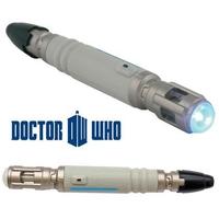 Tournevis 10ème docteur lampe Led série Doctor Who