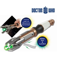 Réplique tournevis 11ème docteur de la série Doctor Who