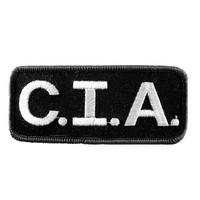 Ecusson agent de la CIA