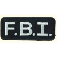 Ecusson agent du FBI