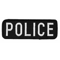 Ecusson police des forces de police