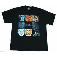 Tee shirt Heroes officiel modèle tableaux d'isaac Mendez