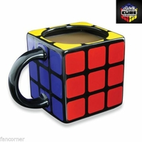 Tasse Rubik's cube 3D en céramique