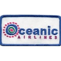 Ecusson de l'équipage Oceanic airlines comme vu dans Lost