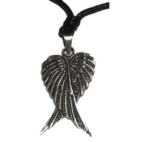 Pendentif de protection supernatural ailes de Castiel