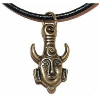 Pendentif amulette de Dean vu dans la serie Supernatural