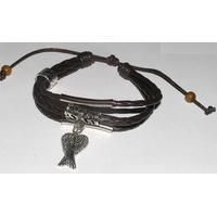 Bracelet de protection supernatural ailes de Castiel