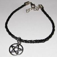 Bracelet supernatural symbole pentagramme