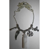 Collier de protection symboles série Supernatural