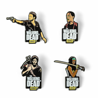Pin's officiel en métal The Walking Dead